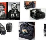 Dirch Passer BYTTE med kamera, andet medie, andet