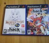 *SOLGT* Dot Hack 1 og 2, PS2, adventure