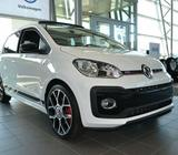 VW Up! 1,0 GTi Benzin modelår 2019 km 0 Hvid ABS airbag