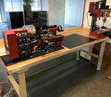 Hobbymaskiner, Drejebænk og fræser