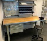 Værksteds-bord, Bord