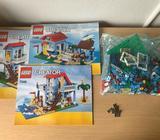 Lego Creator, SEASIDE HOUSE - 7346
