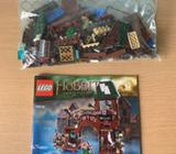 Lego Hobitten, LEGO 79016 Attack on Lake-town