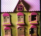 Dukkehus-møbler, Dukkehus-møbler, Le Toy Van