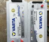 Lastbil batteri