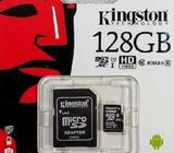 MicroSDXC, Kingston, 128 GB