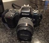 Nikon, F-600, Perfekt