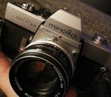 Minolta, SRT-101, spejlrefleks