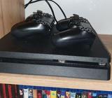 Playstation 4, 1TB slim, God