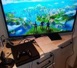 Playstation 4, Slim model 500 GB, Perfekt