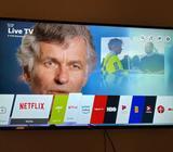 """LG 55"""" UHD SMART-TV"""