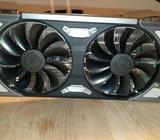 Geforce GTX 1070 FTW evga, 8 GB RAM, Perfekt