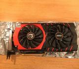 GeForce GTX 970 MSI, 4 GB RAM, God
