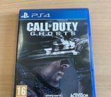 Call of Duty Ghosts, PS4, action