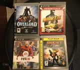 Overlord. Med flere, PS3, adventure