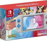 Nintendo Switch, Pokemon sword and shield edition