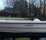 Styrepultbåd, Taxas 420, årg. 2006