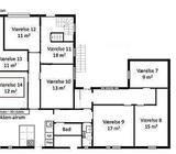 8200 værelse, kvm 12, mdr forudbetalt leje 0