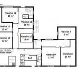 8200 værelse, kvm 13, mdr forudbetalt leje 0