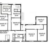 8200 værelse, kvm 11, mdr forudbetalt leje 0