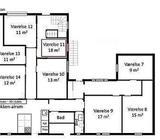 8200 værelse, kvm 18, mdr forudbetalt leje 0