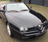 Alfa Romeo Spider 2,0 TS L 16V Benzin modelår 1998 km 129000