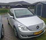 Mercedes B200, 2,0 CDi aut., Diesel