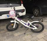 Pigecykel, classic cykel, 0 gear