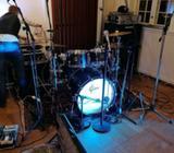 Trommeslager søger nye udfordringer. Jeg er tro