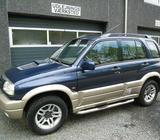 Suzuki Grand Vitara 2,0 TD Van Diesel modelår 2002 km 306000