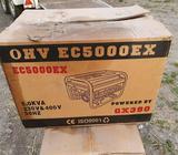 Generator, OHV EC5000EX