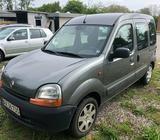 Renault Kangoo 1,6 Privilége Benzin modelår 2002 km 311000