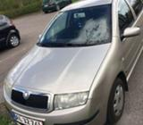 Skoda Fabia, 1,4 TDi Comfort, Diesel