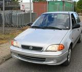 Suzuki Swift, 1,0 GLX, Benzin