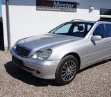 Mercedes C220 2,2 CDi Classic stc. aut. Diesel aut