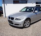BMW 318d 2,0 Touring Diesel modelår 2010 km 248000 træk