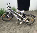 Pigecykel, mountainbike, Cube