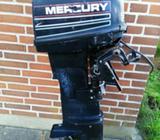 Påhængsmotor, Mercury