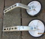 Støttehjul, 2 stk
