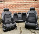 Sæde og seler, Kabine, Audi A3 8p