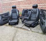 Sæde og seler, Kabine, Audi A4 b6 b7