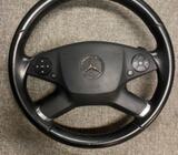 Styretøj, Mercedes w212 rat med pedels , Mercedes W212