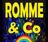 Romme & Co søger Guitarist Da vores Guitarist