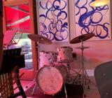 Tromme undervisning - Drum Lessons