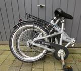 Foldecykel, City Star Alu, 3 gear