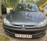 Peugeot 206, 1,4 HDi, Diesel