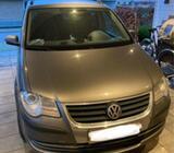 VW Touran, 1,9 TDi 105 Conceptline 7prs, Diesel