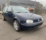 VW Golf IV, 2,0 Comfortline, Benzin