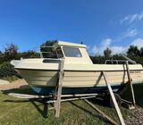 Rana 630 Sjark Afhentnings tilbud., Motorbåd, fod 21