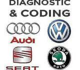 Andet biltilbehør, VW, Audi